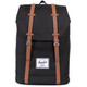 Herschel Retreat Zaino marrone/nero